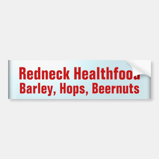 Health Food Bumper Stickers