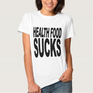 Health Food Sucks T Shirt