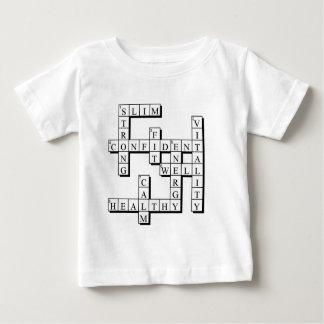 Health freeform puzzle baby T-Shirt