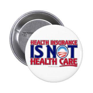 Health Insurance Health Care 6 Cm Round Badge