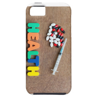 Health iPhone 5 Case