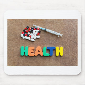 Health Mouse Pad