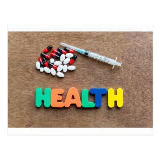 Health Postcard