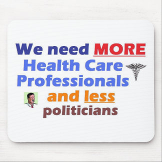 health pros mouse pad