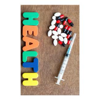 Health Stationery