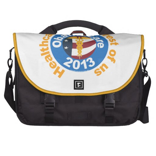 Healthcare for the rest of us Bag Laptop Commuter Bag