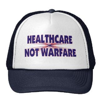 HealthCare Not Warfare Trucker Hat
