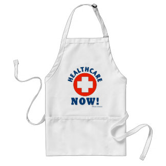 Healthcare Now! Adult Apron