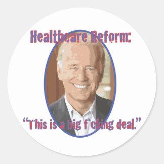 Healthcare Reform Sticker
