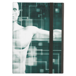 Healthcare Technology and Medical Scan iPad Air Case