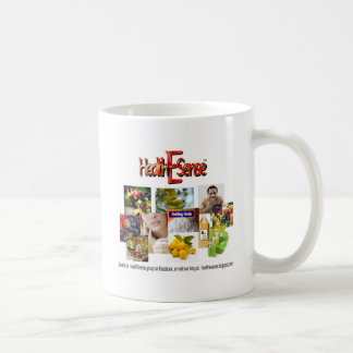HealthEsense Favorites Basic White Mug