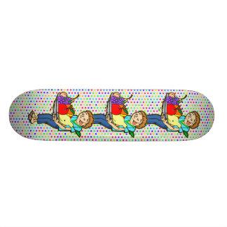Healthy Balanced Diet Skate Board Decks