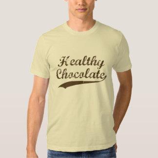 Healthy Chocolate Tees