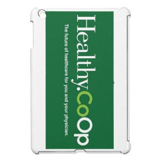 Healthy.CoOp logo ipad case