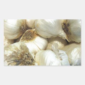 Healthy Garlic Sticker