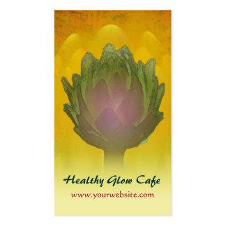 Healthy Glow/Artichoke Pack Of Standard Business Cards