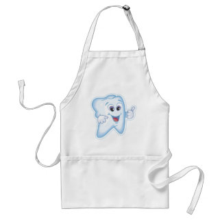 Healthy Happy Teeth Standard Apron