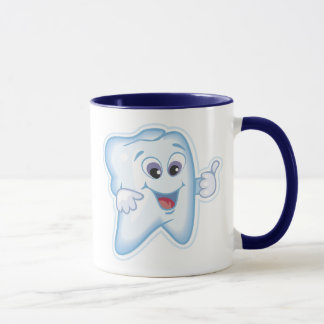 Healthy Happy Tooth Mug