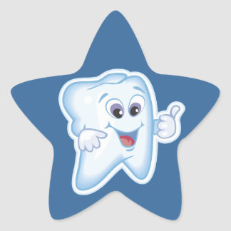 Healthy Happy Tooth Stickers