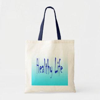 Healthy life bag