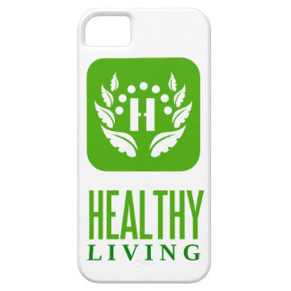 healthy living iPhone 5 covers
