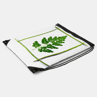 Healthy Living With Drumsticks And Moringa Drawstring Bags