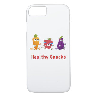 Healthy Snacks iPhone 7 Case