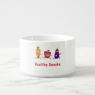 Healthy Snacks Chili Bowl