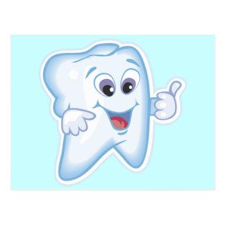 Healthy Teeth Postcard