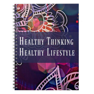 Healthy Thinking Healthy Lifestyle Journal