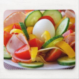 Healthy Vegan Breakfast Mouse Mat