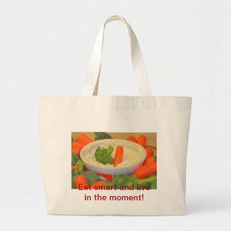 Healthy Vegetables Photograph Tote Bags