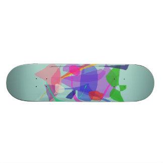 Healthy Vegetables Skate Board Decks