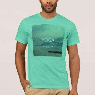 Healthy Yoga Energy Men T-Shirt Mint