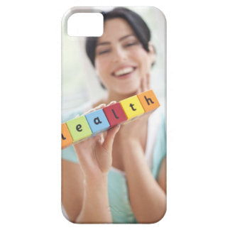 Healthy young woman, conceptual image. iPhone 5 case