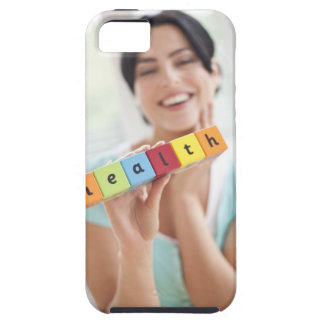 Healthy young woman, conceptual image. iPhone 5 cover