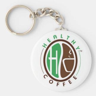 HealthyCoffee branded Key Chain