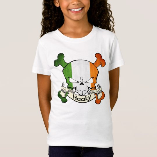 Healy Irish Skull T-Shirt