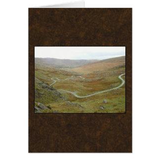 Healy Pass Beara Peninsula Ireland Greeting Cards