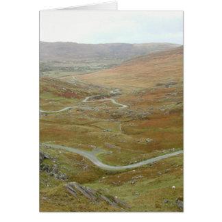 Healy Pass Beara Peninsula Ireland Cards