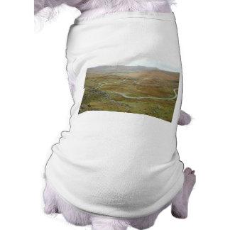Healy Pass Beara Peninsula Ireland Doggie Tee