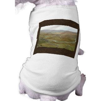 Healy Pass Beara Peninsula Ireland Dog Shirt