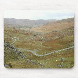 Healy Pass, Beara Peninsula, Ireland. Mouse Pad
