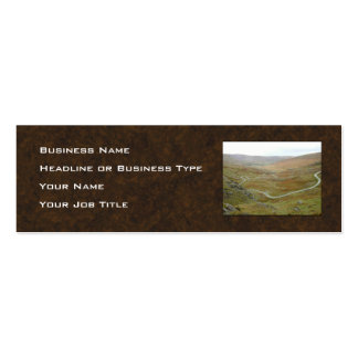 Healy Pass, Beara Peninsula, Ireland. Pack Of Skinny Business Cards