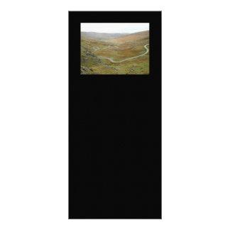 Healy Pass Beara Peninsula Ireland Full Color Rack Card