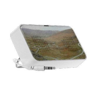 Healy Pass Beara Peninsula Ireland Portable Speakers