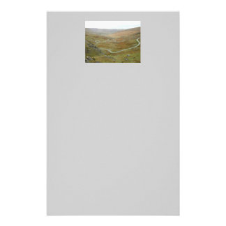 Healy Pass, Beara Peninsula, Ireland. Personalized Stationery