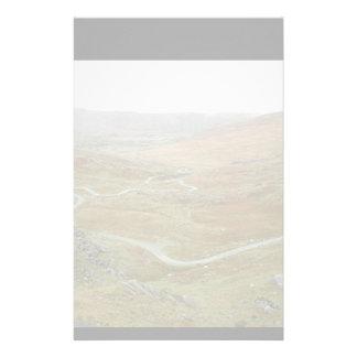 Healy Pass, Beara Peninsula, Ireland. Stationery Design
