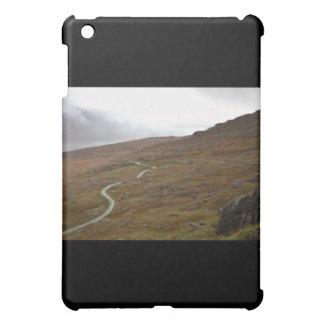 Healy Pass, Winding Road in Ireland. iPad Mini Case