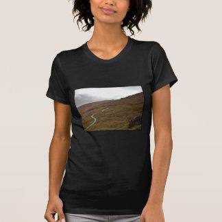 Healy Pass, Winding Road in Ireland. Shirts